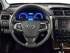 Новый оригинальный кожаный обод руля Toyota Camry 2014-2018