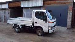 Toyota Dyna. Продам Toyota 2002г. в. дизель 5 Lмех. аппаратура, 3 000 куб. см., 1 750 кг.
