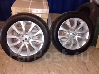 Продам комплект R20 зима с Range Rover Sport 2014. 8.5x20 5x120.00 ET53 ЦО 72,6мм.