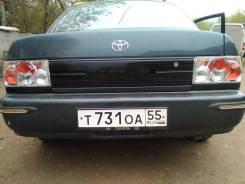 Вставка багажника. Toyota Corolla