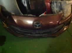 Бампер передний Mazda 3 BL 2009-2013