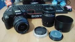 Sony Alpha SLT-A33. 10 - 14.9 Мп
