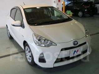 Toyota Aqua. автомат, передний, 1.5 (98 л.с.), бензин, 24 тыс. км, б/п. Под заказ
