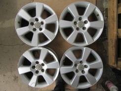 Toyota. 6.5x17, 5x114.30, ET35, ЦО 59,0мм.