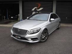 Mercedes-Benz S-Class. вариатор, 4wd, 4.7, бензин, б/п. Под заказ