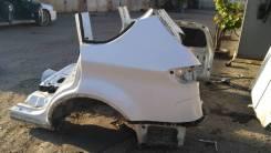 Крыло. Subaru Tribeca