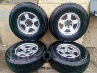 Комплект колёс. 8.0x16 6x139.70 ET5 ЦО 110,0мм.