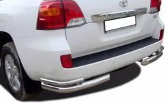 Защита бампера. Toyota Land Cruiser, GRJ200, J200, URJ200, UZJ200, UZJ200W, VDJ200