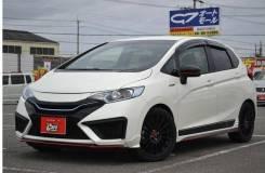 Honda Fit. вариатор, передний, 1.5, бензин, б/п. Под заказ