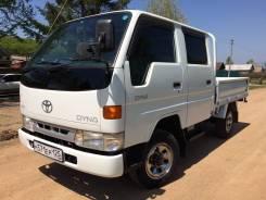 Toyota Dyna. Продам грузовик без пробега, 2 800 куб. см., 1 000 кг.