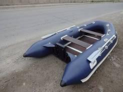 Лидер-330. длина 3,30м., двигатель подвесной, 15,00л.с., бензин