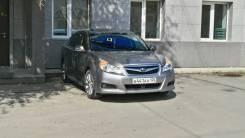 Subaru Legacy B4. вариатор, 4wd, 2.5 (173 л.с.), бензин, 66 690 тыс. км