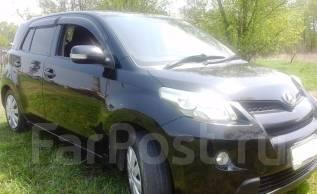 Toyota ist. вариатор, передний, 1.5 (109 л.с.), бензин, 151 тыс. км