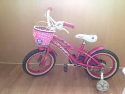 Продам велосипед для девочки б/у