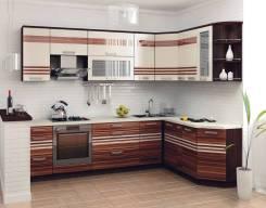 Кухонные гарнитуры на заказ в Уссурийске