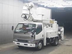 Mitsubishi Fuso Canter. Автовышка Mitsubishi Canter, 4 600куб. см., 15,00м. Под заказ