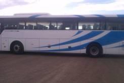 Hyundai Universe. Автобус межгород Luxury, 12 300 куб. см., 43 места