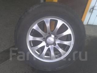 Продам шины на литых дисках. 6.5x15 5x108.00 ET45