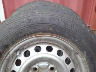Bridgestone RD613 Steel. Летние, 2003 год, износ: 10%, 4 шт