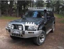 Шноркель. Nissan Safari Nissan Patrol, Y61 Двигатели: TB45E, ZD30DDTI, TD42
