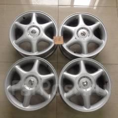Nissan. 5.5x15, 5x114.30, ET38