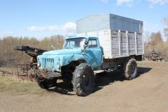 ГАЗ 66. Вездеход на базе ГАЗ-53