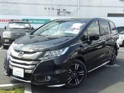 Honda Odyssey. автомат, передний, 2.0, бензин, б/п. Под заказ