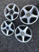Toyota. 7.0x16, 5x100.00, 5x114.30, ET35