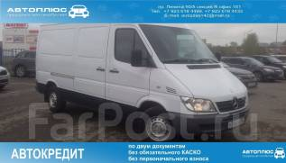 Mercedes-Benz Sprinter 311 CDI. Грузовик Mersedes-Benz Sprinter, 2 148 куб. см., 1 500 кг.