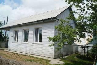 Продам дом. П. Камень-Рыболов., р-н Ханкайский район, площадь дома 89 кв.м., водопровод, скважина, электричество 15 кВт, отопление твердотопливное, о...