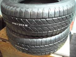 Michelin 4x4 Synchrone. Летние, 2002 год, износ: 30%, 2 шт