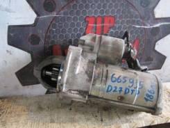 Стартер. SsangYong Rexton Двигатель D27DTP