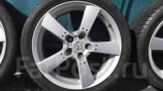 Mazda. 8.0x18, 5x114.30, ET50, ЦО 67,1мм.