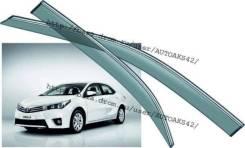Ветровик на дверь. Toyota Corolla, 11, 16, 10