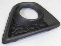 Решетка на противотуманные фары. Mazda CX-5. Под заказ