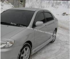 Ветровик на дверь. Toyota Corolla, 16, 10, 11