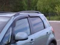 Ветровик на дверь. Suzuki Alto, HB21S, HB11S Suzuki Works, HB11S, HB21S Suzuki Alto Hustle, HB21S, HB11S