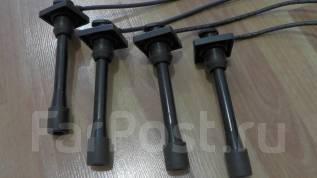 Высоковольтные провода. Toyota: Corolla, Sprinter, Corolla Levin, Sprinter Carib, Corolla Sprinter Двигатели: 4AGE, 5AFE, 4EFE, 4AFE, 7AFE, 4AF, 4AGZE