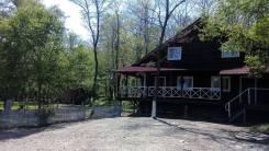 База отдыха на берегу реки с земельным участком 75 соток