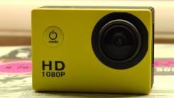 Экшен камера Sports HD DV 1080P. 10 - 14.9 Мп, с объективом