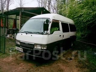 Nissan Caravan. механика, 4wd, 3.2, дизель, 328 000 тыс. км