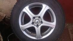 Bridgestone. 6.0x16, 5x114.30, ET38, ЦО 73,0мм.