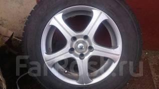 """Bridgestone. 6.0x16"""", 5x114.30, ET38, ЦО 73,0мм."""