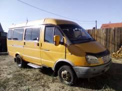 ГАЗ 3322132. Газель, 2 700 куб. см., 14 мест