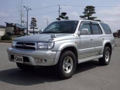 Toyota Hilux Surf. автомат, 4wd, 2.7, бензин, 179 тыс. км, б/п, нет птс. Под заказ