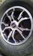 Light Sport Wheels. 8.0x16, 6x139.70, ET10, ЦО 112,0мм.