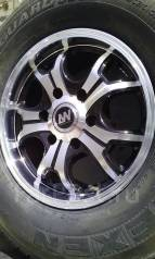 Light Sport Wheels. 8.0x16, 6x139.70, ET10, ЦО 112,0 мм.