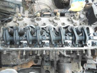 Головка блока цилиндров. Mitsubishi Delica, L039G, L039P Mitsubishi Delica Truck, L039G, L039P Двигатель 4D56