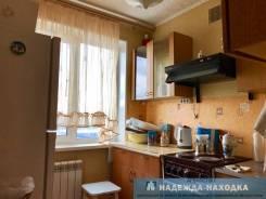 1-комнатная, улица Свердлова 37. КПД, агентство, 30 кв.м. Кухня