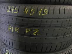 Pirelli P Zero. Летние, 2012 год, износ: 50%, 4 шт